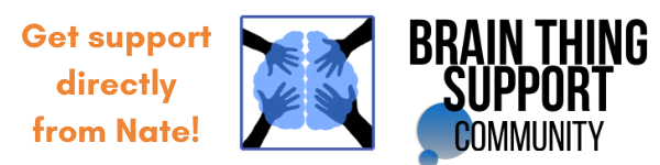 Link to Brain Thing Support Community