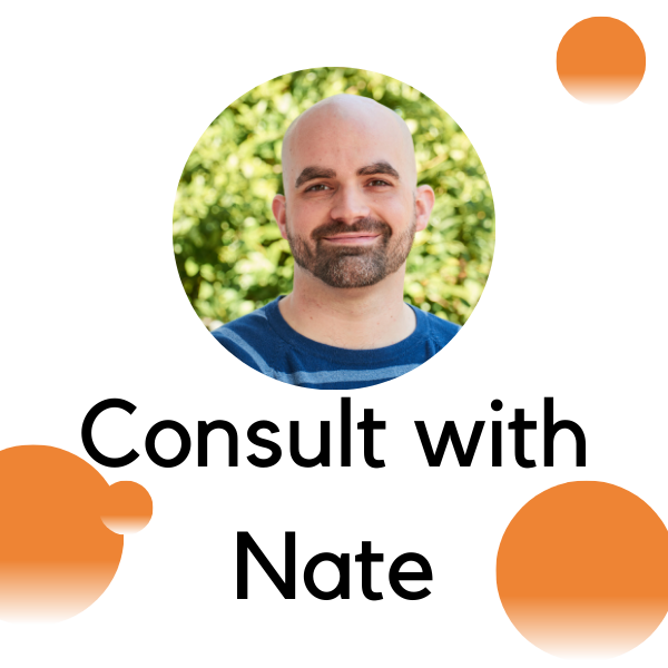 Get Consultation from Nate