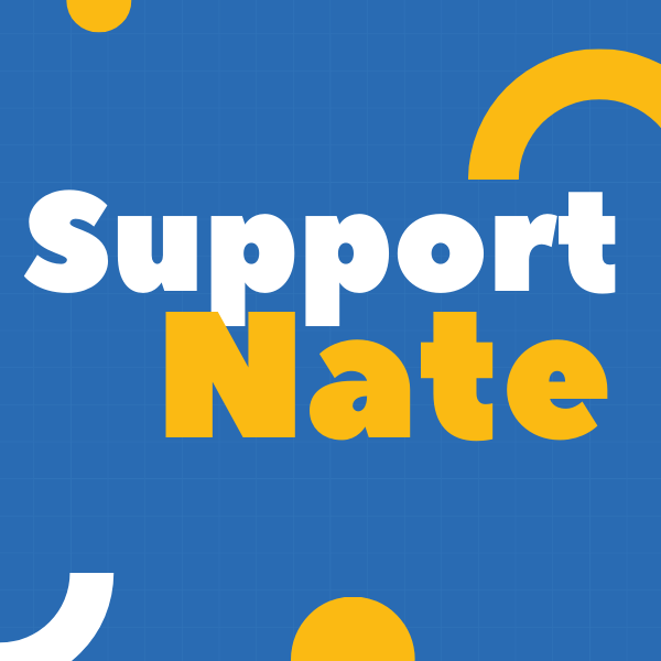 Support Nate (Donations)